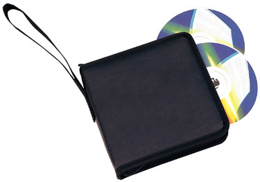 CD Wallet 320 CD Holder Case