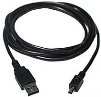 6' USB 2.0 to Digital Camera Cable A Male to Mini USB 5 Pin