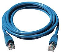 10' Network Cat 5e Patch Cord High Performance Gigabit