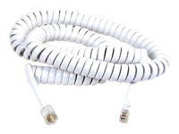 7 ft Phone Handset Coiled Cord
